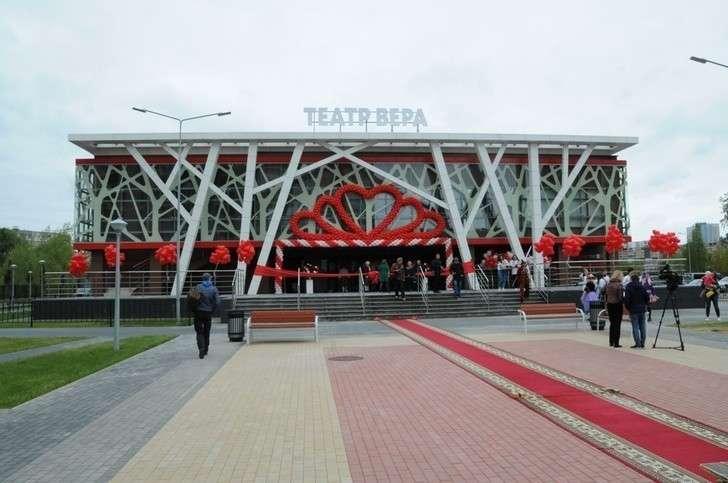 Детский театр открыт вНижнем Новгороде после реконструкции