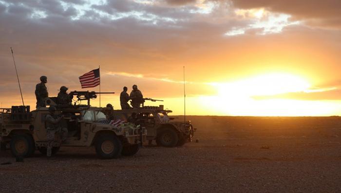 Сирия потребовал от США покинуть оккупированную базу в Эт-Танфе