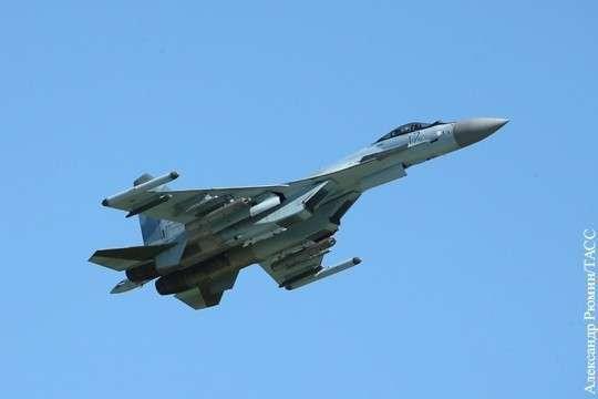 Авиадартс 2018. Воздушный бой истребителей Су-35С произвел фурор на авиашоу в Рязани