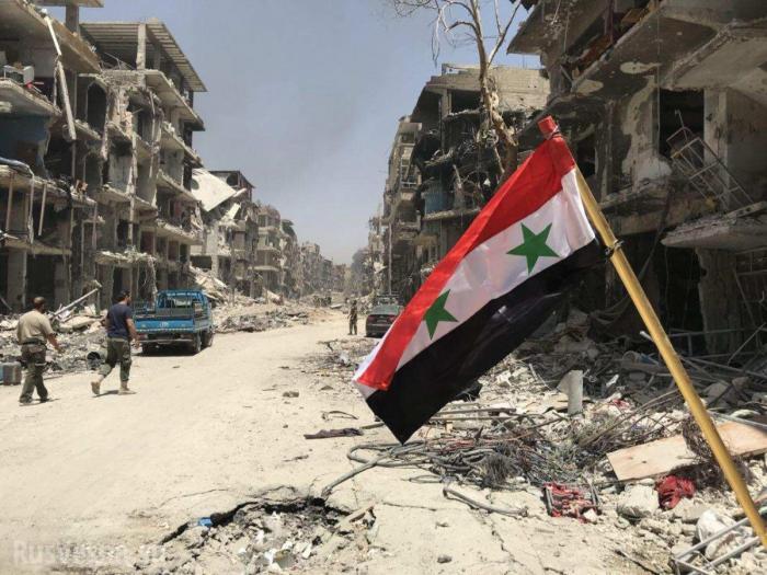 Сирия: Что происходит в последней крепости наёмников США
