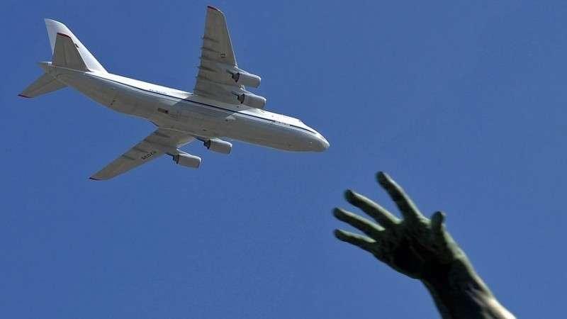 Россия может возродить производство Ан-124 «Руслан» без участия Украины