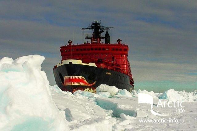 РосАтомФлот: «Северный морской путь скоро станет главным морским маршрутом»