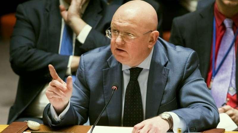 Василий Небензя устроил настоящий разнос пиндосам в ООН по Украине