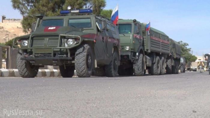 Русские Тигры в Идлибе: тысячи сирийцев бегут от боевиков под охраной армии России