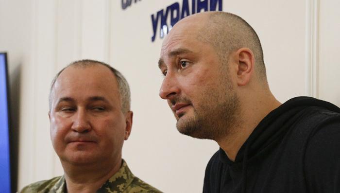 Живой Бабченко стал никому не нужен