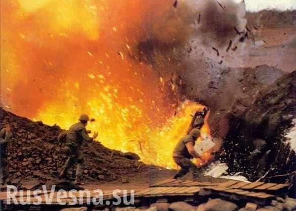 Мощный взрыв увоенной базы СШАиФранции вСирии — появились подробности | Русская весна