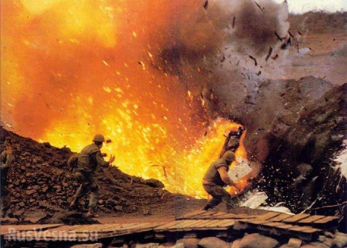Взрыв увоенной базы СШАиФранции вСирии. Подробности