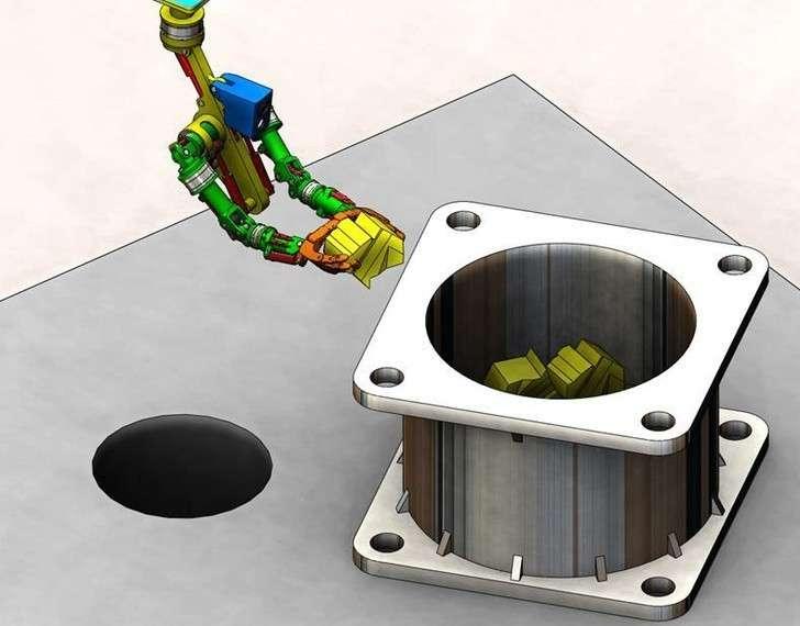 Уникальный «робот-атомщик» отРосатома