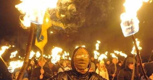 Еврейская хунта Украины создаёт в Донбассе карательную бригаду из отъявленных бандитов