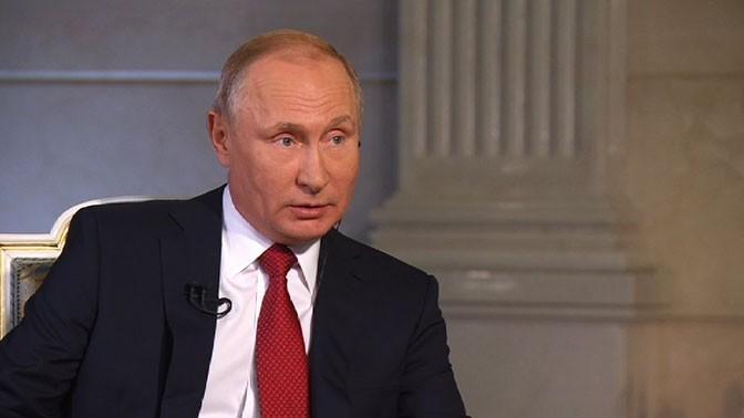 Владимир Путин ответил на вопрос об сбитом Боинге МН17
