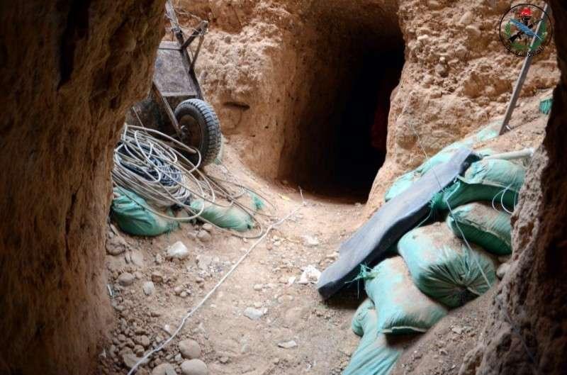 Обстановка в Сирии на 4 июня: в Южном Дамаске найден туннель боевиков длиной 1 километр