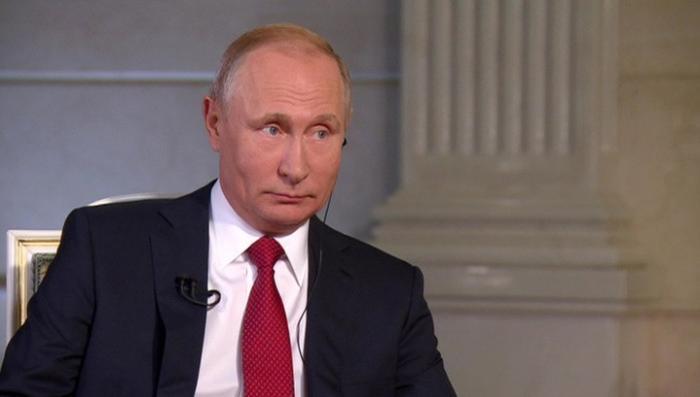 Владимир Путин дал бой австрийскому телеканалу ORF