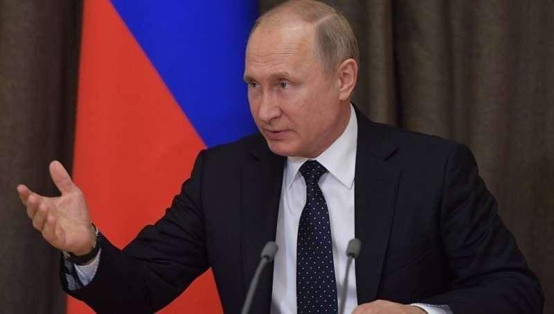 Владимир Путин о клоуне Навальном: народ не хочет очередного Саакашвили