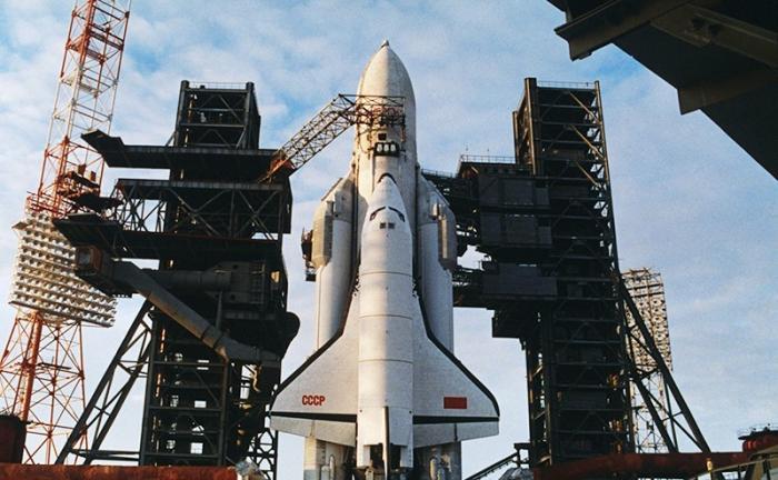 Россия в космосе будет восстанавливать советский Буран