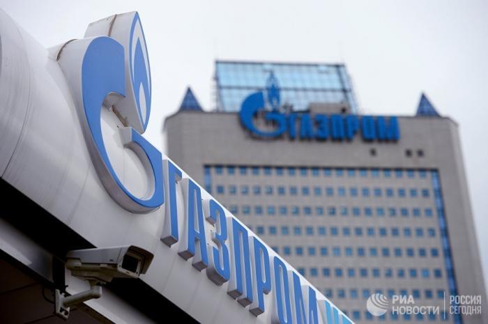 Суд якобы арестовал активы Газпрома для выплат Укрохунте