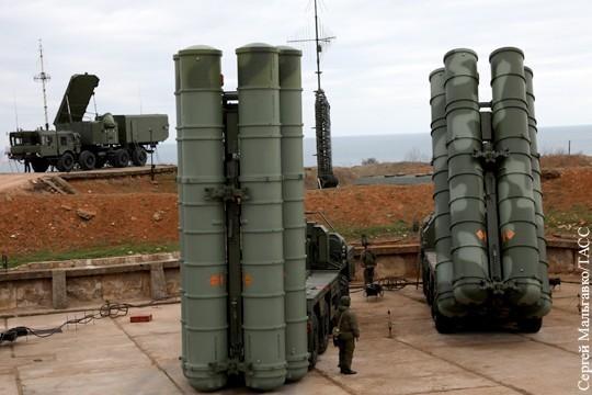 Турция использует С-400 для шантажа пиндостана