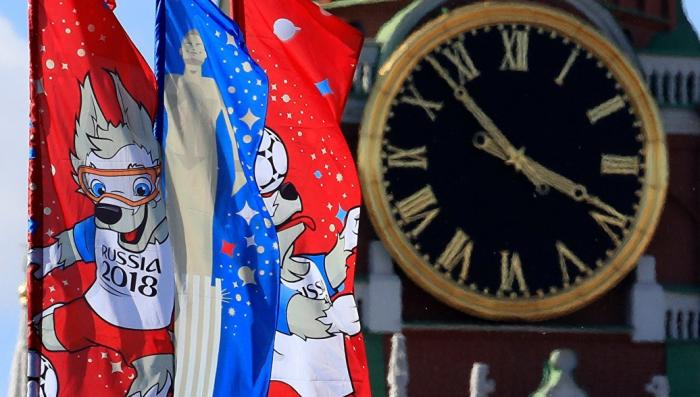 ГосДума РФ предложила сократить рабочий день в дни матчей сборной России на ЧМ-2018