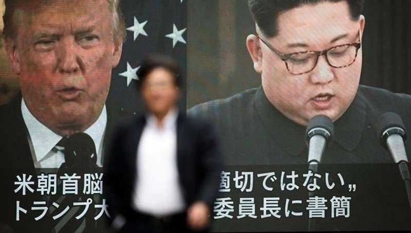 Переговоры между Трампом и Ким Чен Ыном пройдут в Сингапуре 12 июня