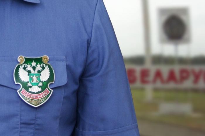 Белоруссия отказались вместе с Россией контролировать качество продукции на границе
