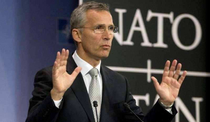 НАТО отказывается таскать для сионистов каштаны из огня