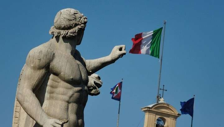 Новое правительство Италии будет выступать против антироссийских санкций