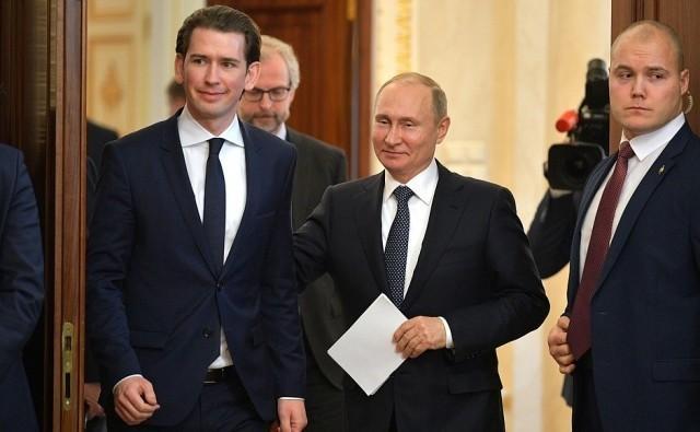 Почему Австрия стала так интересна для России и США