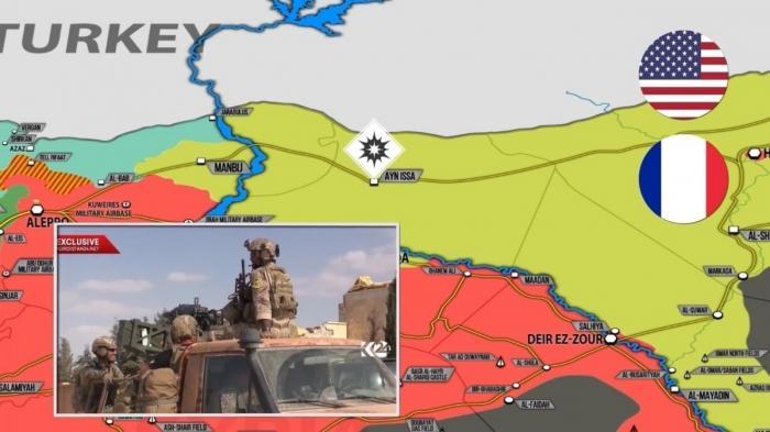 Сирия. Взрыв возле базы США и Франции на фоне наступления Курдов на ИГИЛ