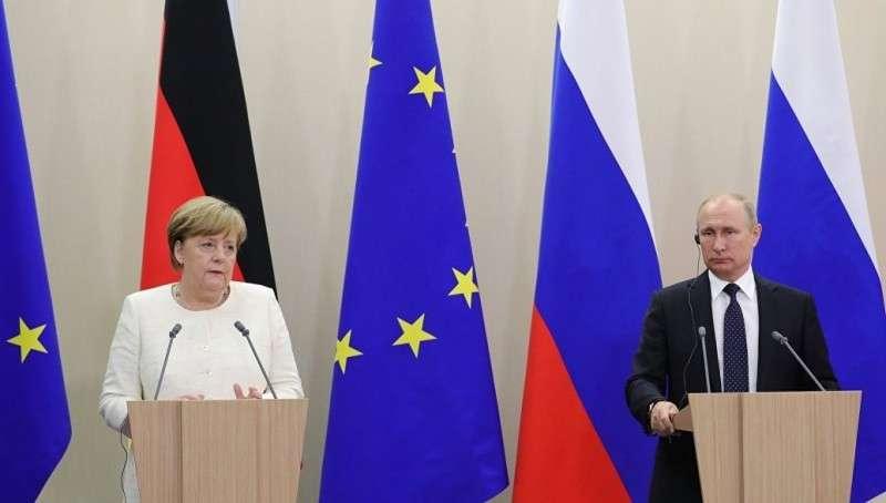 Немецкие СМИ начали объяснять, почему Европе надо объединиться с Россией