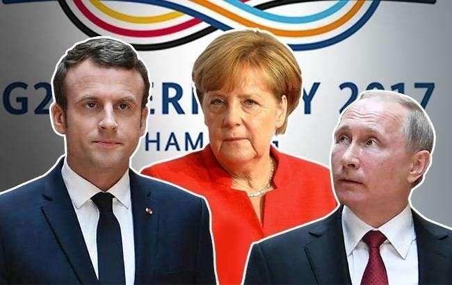 Стратегический союз России, Франции и Германии против США уже не за горами