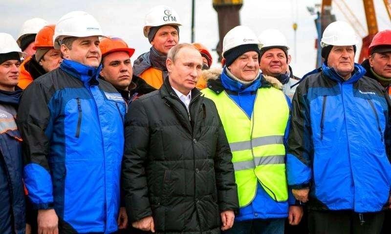 Владимир Путин готовит грандиозную стройку в России