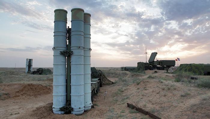 В Крыму начались учения с комплексами С-400 и «Панцирь»