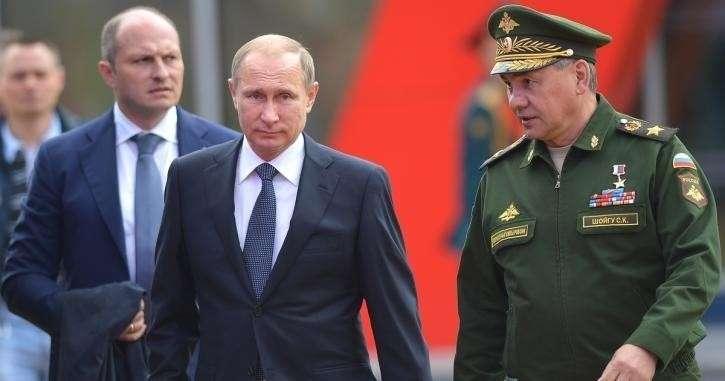Стало известно, как Россия остановила масштабный удар по Сирии