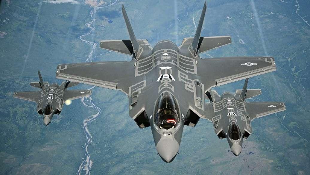 В истребителе F-35 обнаружили 966 явных недоработок