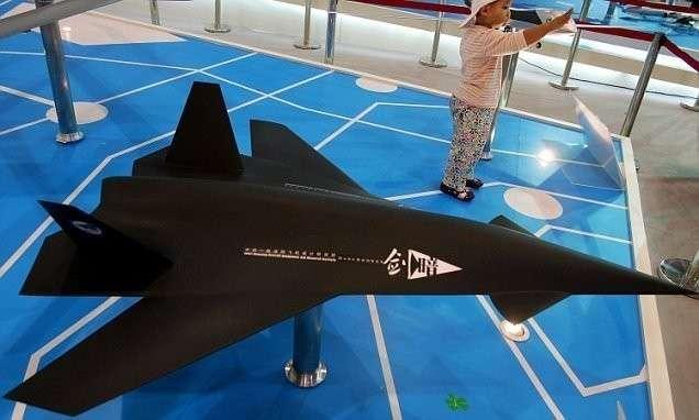Новый китайский беспилотник «Тёмный меч» удивил американских экспертов