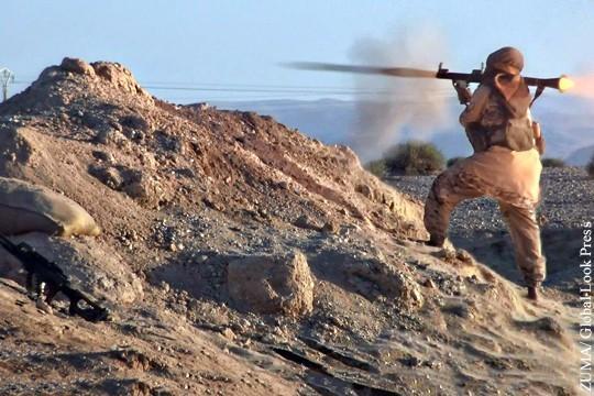 Снабжает ли Украина оружием ИГИЛ и других террористов в Сирии