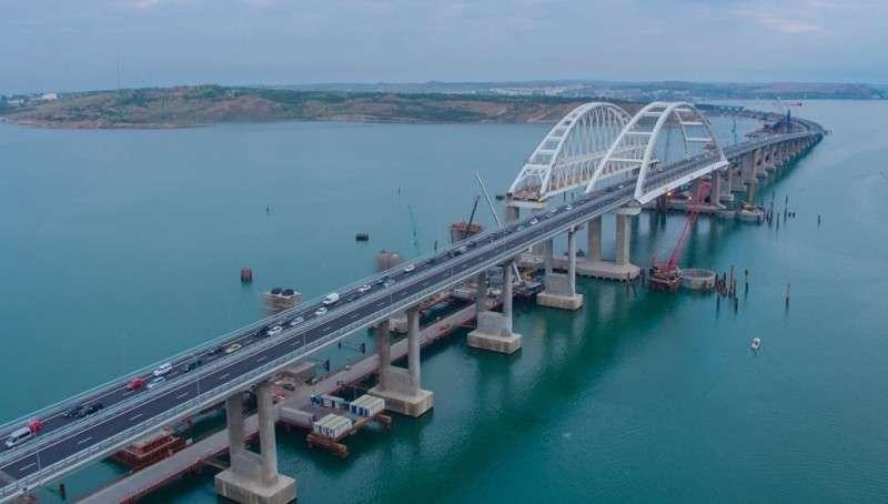 Крымский мост – орудие угнетения: им давят бывших российских знаменитостей