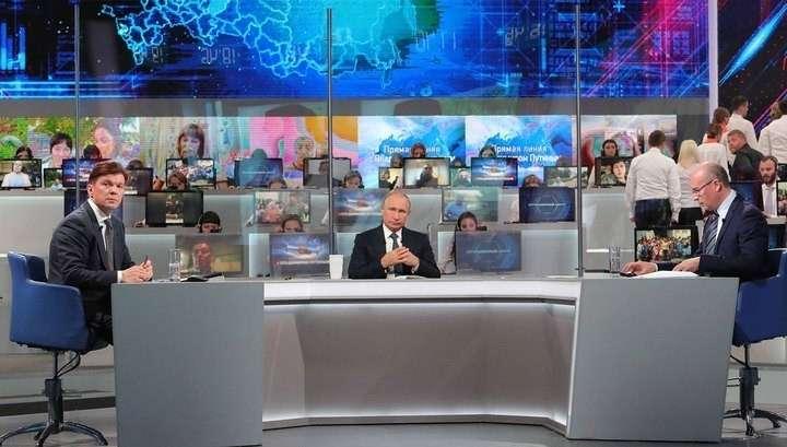 У России и Украины общее будущее – уверенно заявил Владимир Путин