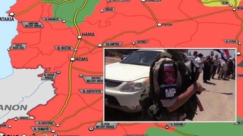 Сирия. Правительственная армия готовит удар на Юг к Израилю