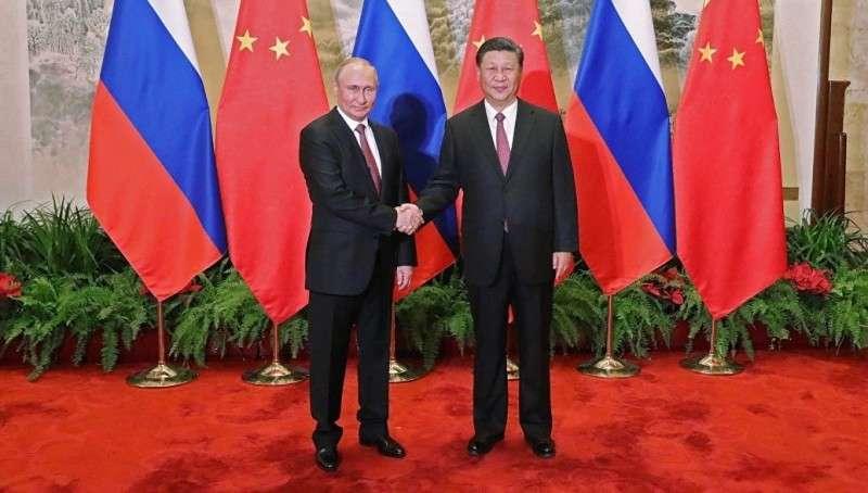 Китай. О чем говорили Владимир Путин и Си Цзиньпин?