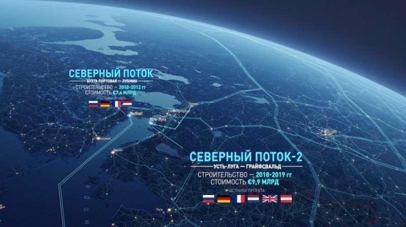 Пора начинать строить «Северный поток-3»: ЕС ждет катастрофический дефицит газа