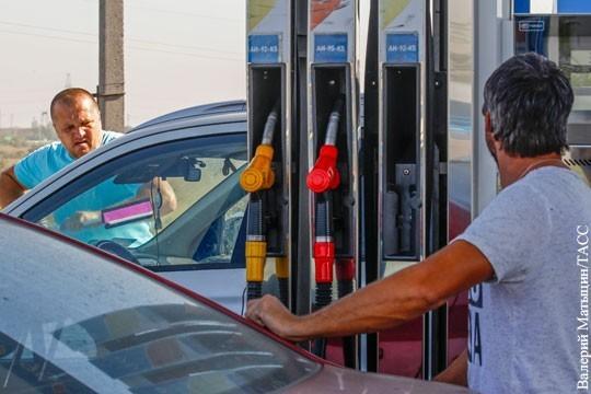 Прямая линия с Путиным. Правительство нашло способ остановить рост цен на бензин