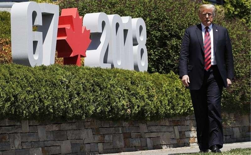 Дональд Трамп, врезав по G7, отомстил за унижения России