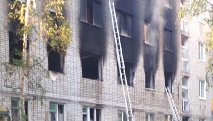 Хабаровск: квартира, где находился эпицентр взрыва, не была газифицирована