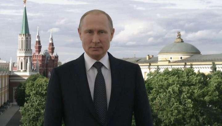 Перед чемпионатом мира-2018 Владимир Путин обратился к участникам и болельщикам