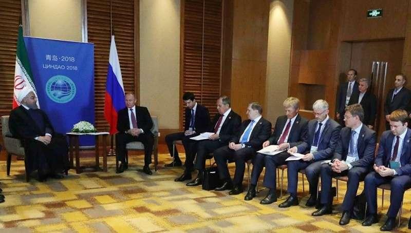 Иран призвал Россию к более крепкому союзу из-за бандитских действий США