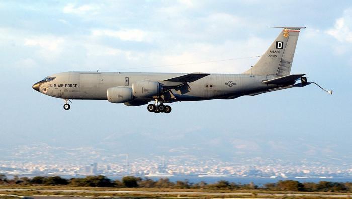 США перебросили в незалежную самолеты-заправщики для стратегических бомбардировщиков