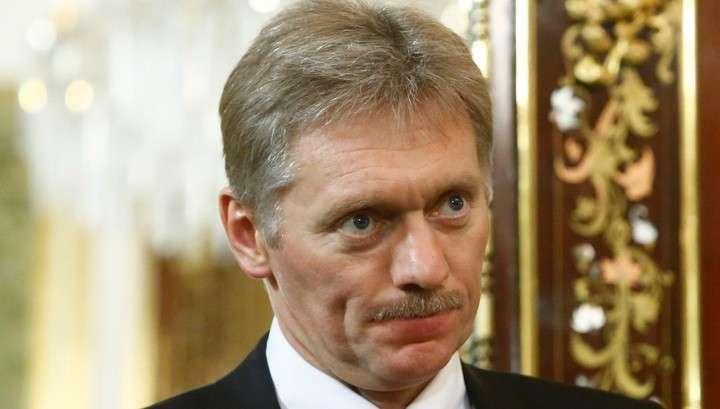 Песков рассказал о разговоре Владимира Путина с Дональдом Трампом