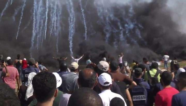 В Секторе Газа израильские террористы убили четырёх палестинцев