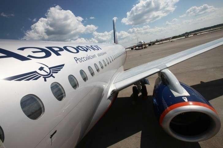 «Аэрофлот» получил сорок третий Суперджет Sukhoi Superjet 100