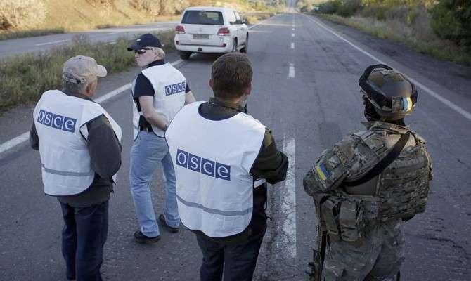 Зона безопасности на востоке Украины будет разделена на пять секторов